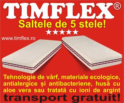 Timflex Timisoara- producator de saltele de pat