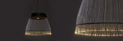 Lampa din fibra optica