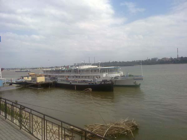 Dunarea, de vizitat in Giurgiu