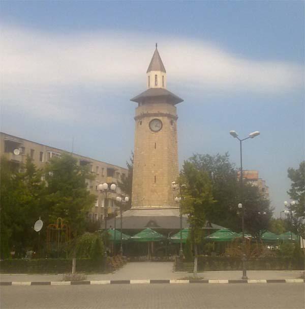 Turnul cu ceas, de vizitat in Giurgiu