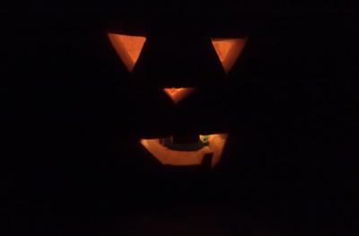 Dovleac de Halloween