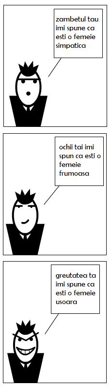Limbajul trupului, la femei