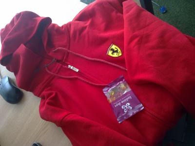 hanorac Ferrari