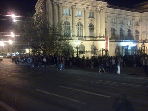 Noaptea Muzeelor 2011