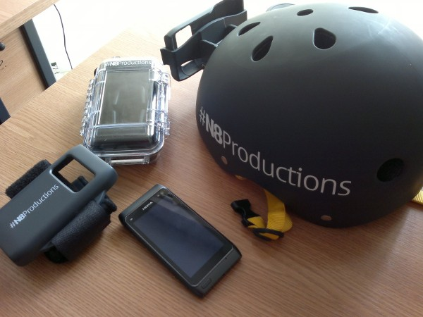 Nokia N8 Productions kit