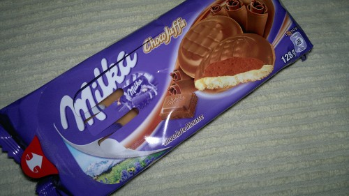 Milka Choco Jaffa