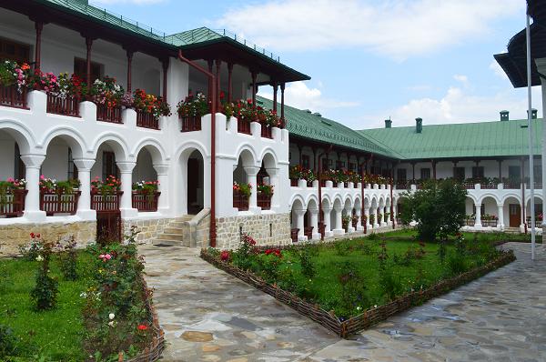 Imagini Manastirea Agapia