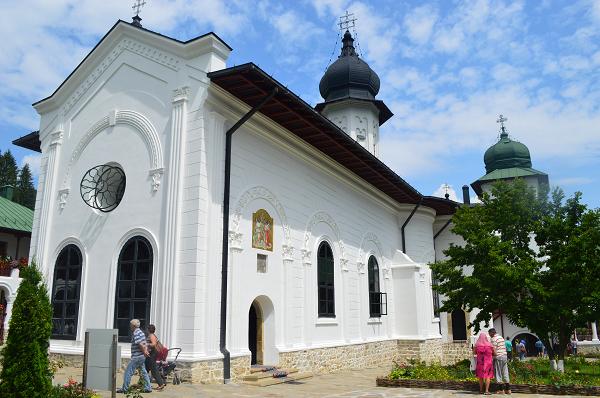 Poze Manastirea Agapia