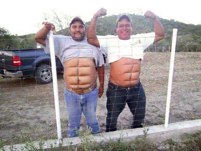 abdomen cu patratele,