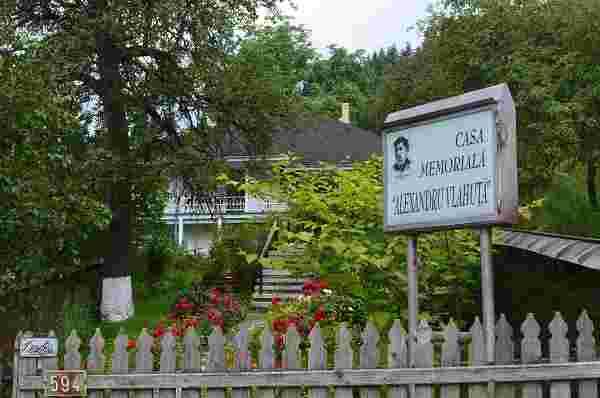 casa memorial alexandru vlahuta - 3