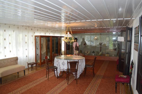 casa memoriala Alexandru Vlahuta