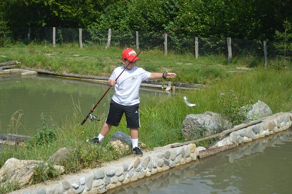 pescuit conacul drahneilor