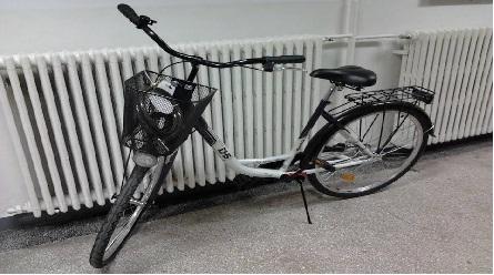 Bicicleta furata Timisoara