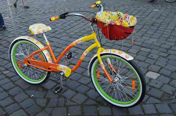 bicicleta cu cos