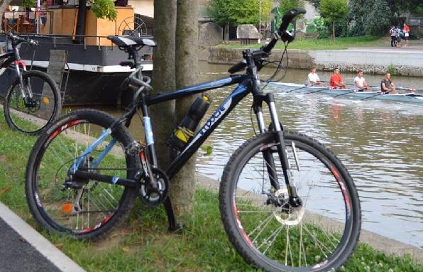 bicicleta furata 10.10 Unirii
