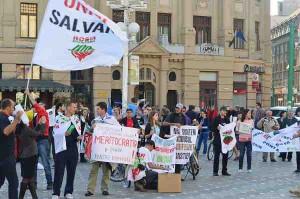 proteste timisoara