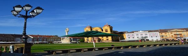 poze piata unirii Timisoara