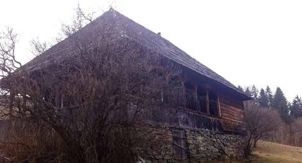casa maramures lemn veche