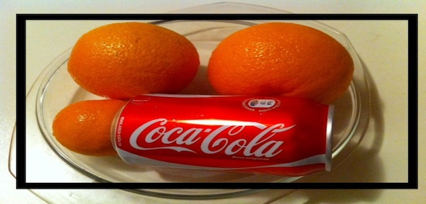 coca cola instant
