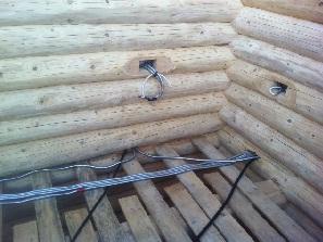 lemn rotund