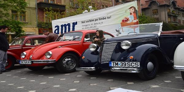 retro mobil Timisoara