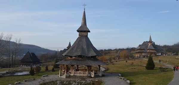 Manastirea Barsana