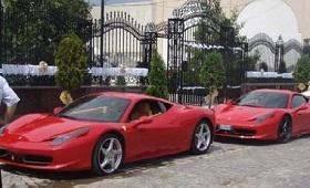 Ferrari tigani