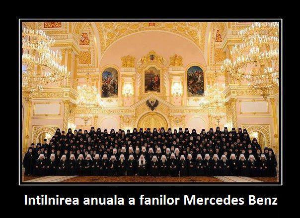 intalnirea anuala a fanilor mercedes