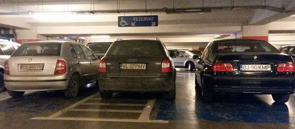 parcare mall Timisoara