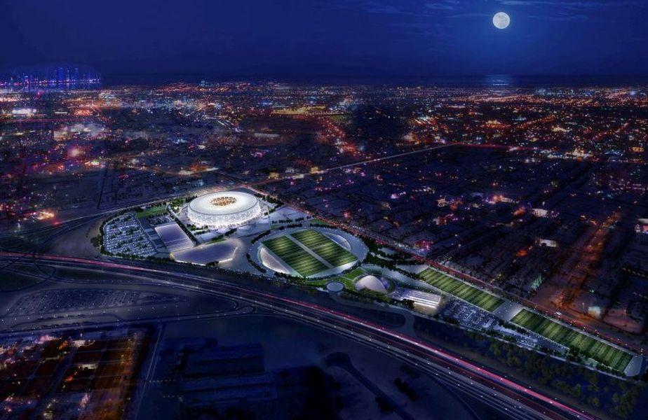 Campionatul Mondial de Fotbal va avea loc pentru prima data iarna in 2022